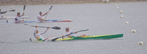 K2 200m Final - 2012 NSW State Championships - Canoe Sprint