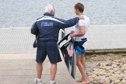 Italians at 2012 NSW State Championships - Canoe Sprint
